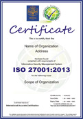 ISO Certification Online Registration - ISO Certificate Registration Portal