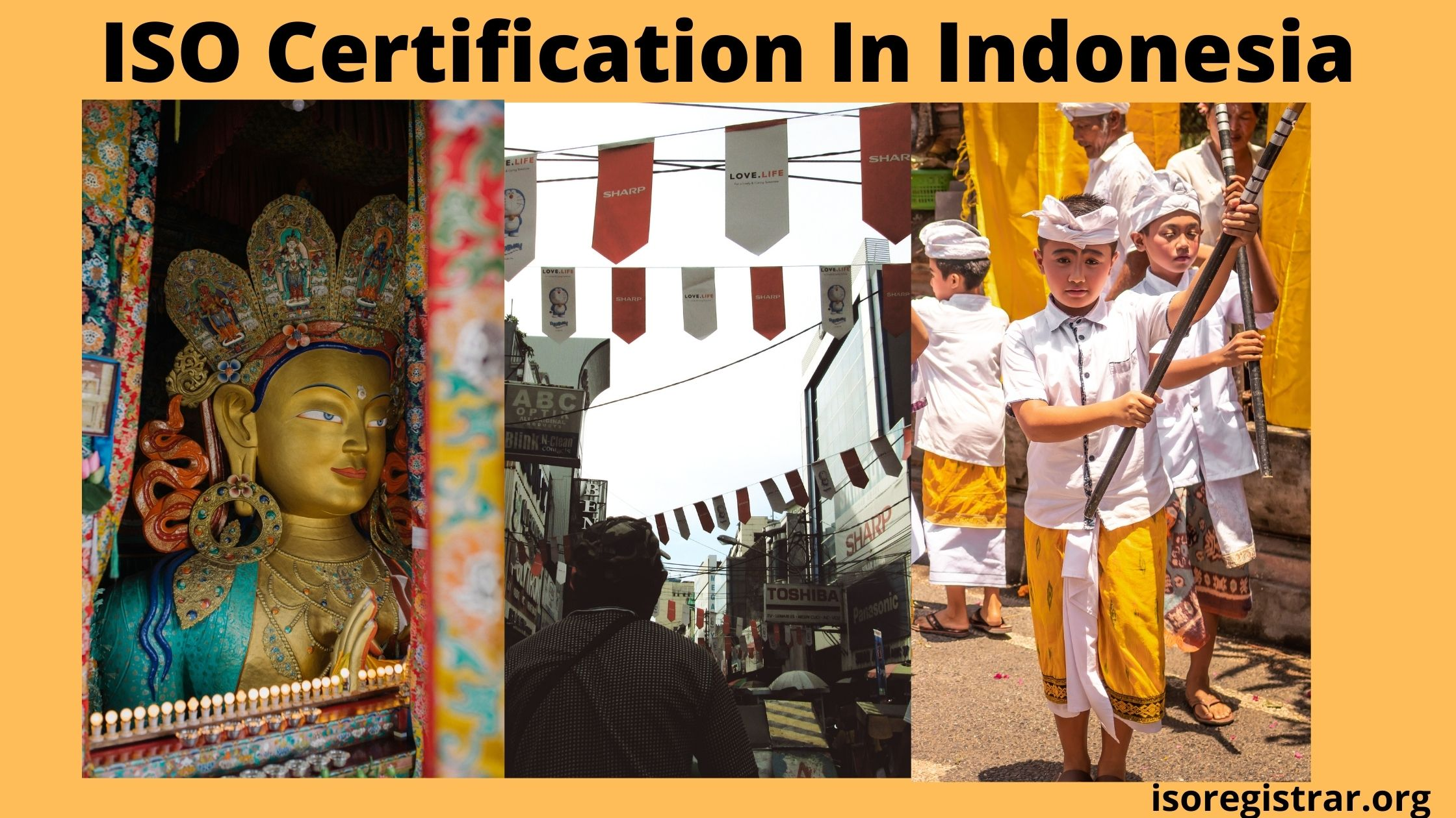 ISO certification in Indonesia